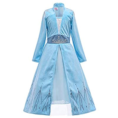 Es Unico Toddlers and Kids Girls Princess Dress Costume. Halloween Dress Up Clothes.: Clothing