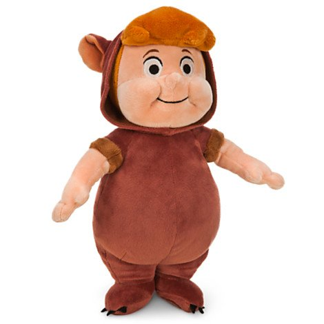 Peter Pan Plush (Disney Peter Pan Exclusive 12 inch Plush Cubby)