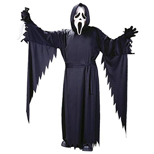 FunWorld Women's Teen Scream, Black, One Size Costume]()