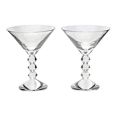- Baccarat Vega Stemware Martini Glass Set of 2 2810901