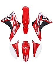 Motorcycle Fender Fairing Body Work Kit ABS Plastic Set For HONDA CRF230F 2020