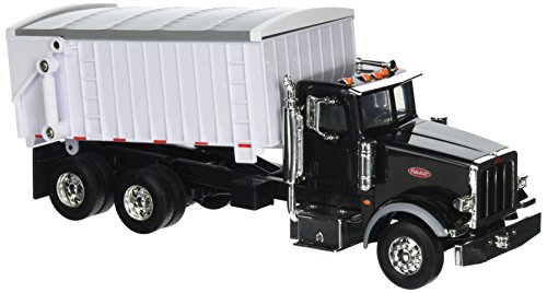 Straight Grain (Big Farm 1:32 Peterbilt Model 367 Straight Truck with Grain Box)