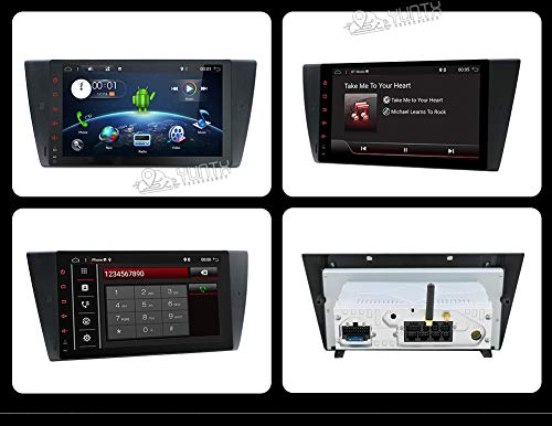 9inch Android 7.1 Single Din Car Stereo Audio Touch Screen GPS Navigation HD in Dash Multimedia Radio fit BMW E90 Saloon 2005-2012 E91 Touring 2005-2012 E92 Coupe 2005-2012 E93 Cabriolet 2005-2012 China BX-4500-7.1-2G16G