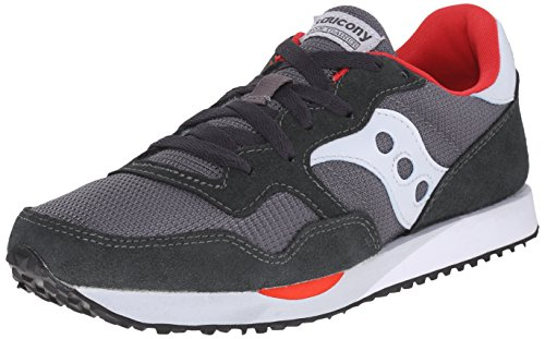Saucony DxN Trainer s70124/36 Dark Charcoal - Sneakers Uomo Charcoal