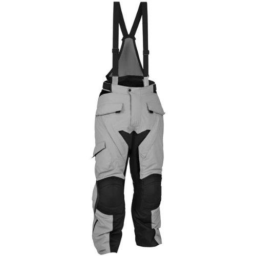 Firstgear Kathmandu Overpants - 36 Tall/Black/Grey