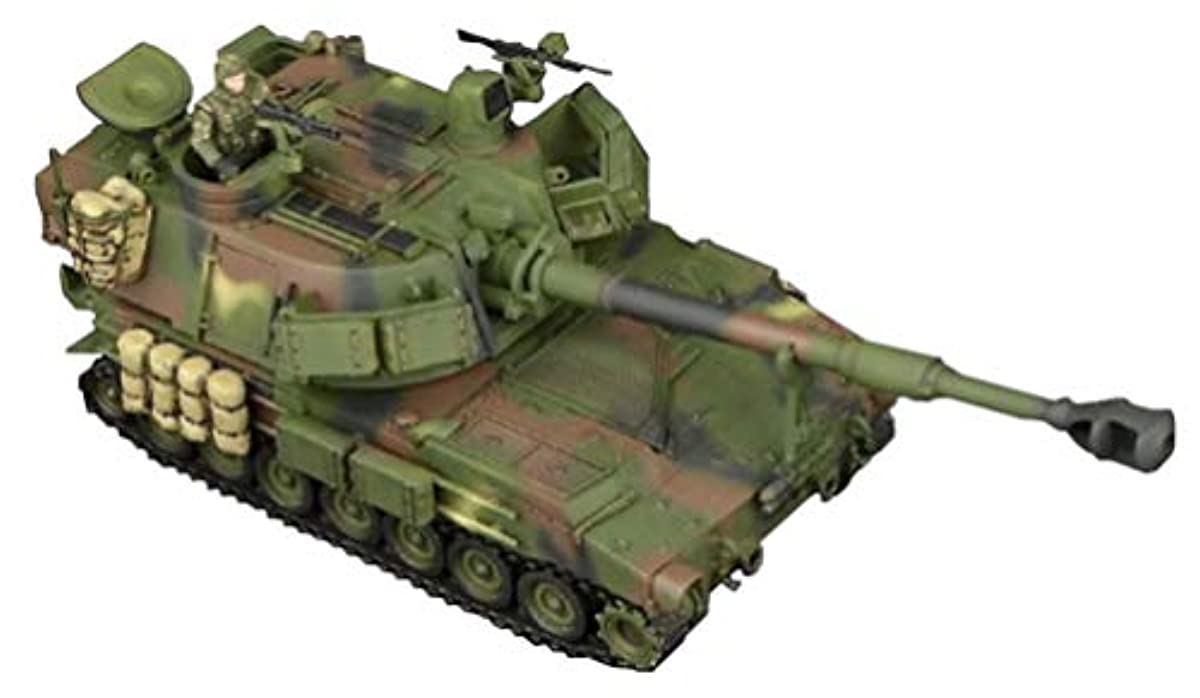 [해외] 독일 레벨 1/72 미국 육군 M109A6 파라 디 자주#탄포 프라모델  03331