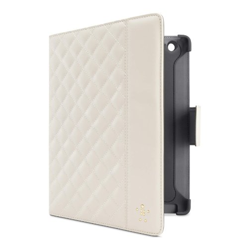 Belkin Quilted Cover Stand Cream