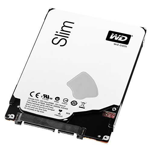 WD Blue 1TB Laptop 7mm Hard Drive: 2.5 Inch, SATA 6Gb/s, 5400 RPM, 8MB Cache (WD10SPCX) by Western Digital (Image #3)