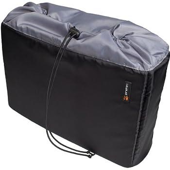 Pro Tec I501 Camera Insert Bag (Black/Gray)