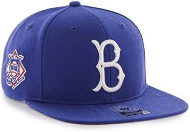 47 Los Angeles Dodgers Cooperstown Royal Sure Shot Captain WOO