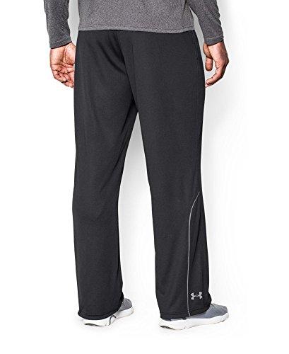 Under Armour Men's UA Reflex Warm-Up Pants Large Tall Size Black