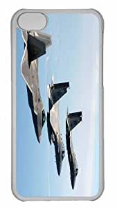 LINMM58281Customized iphone 5/5s PC Transparent Case - War Airplane 109 Personalized CoverMEIMEI
