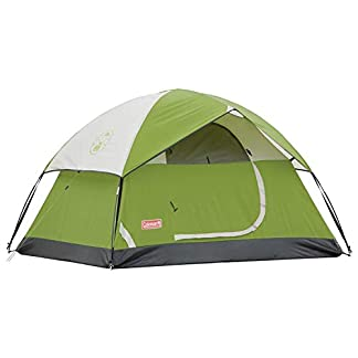 Coleman 2-Person Sundome Tent, Green