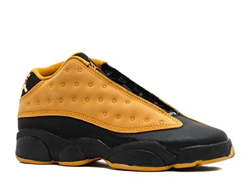 Nike Air Jordan 13 Retro Low BG Black/Chutney 310811-022 (Size: 4.5Y) (Retro Jordans 13 Womans)