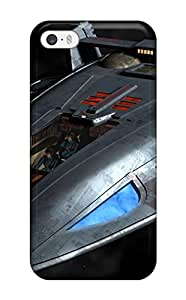 VgsXbEX4846afyQU Virginia S Shannon Awesome Case Cover Compatible With Iphone 5/5s - Star Trek Sci Fi People Sci Fi