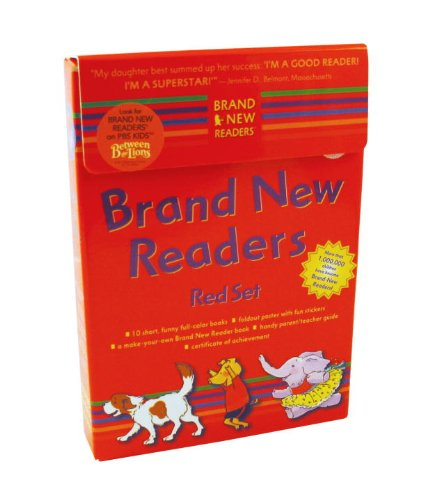 (Brand New Readers Red Set)