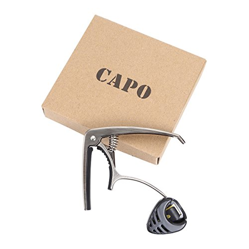 Electric Guitar Capo,Acoustic Classical Bass String Adjustable Dobro Los Best Small Triaction Newport adjustable Performance Cool Metal Fun Radian Pro Flat Movable Amazing Dobro Capo