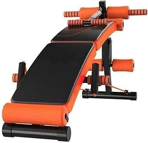家庭用ダンベルベンチ 調整可能なウェイトベンチ 調整可能なビリヤードベンチ -ダブル調節可能な家庭用機器 安定していて安全 さまざまなスポーツに適した省スペース