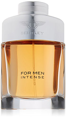 Bentley INTENSE Eau De Parfum Natural Spray 3.4oz / 100ml For Men by Bentley Fragrances [Beauty]
