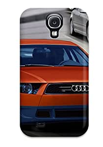 Hard Plastic Galaxy S4 Case Back Cover,hot Audi A8 23 Case At Perfect Diy