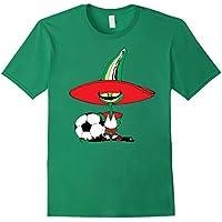 Futbol Mexicano Cartoon Chile Pique T-Shirt
