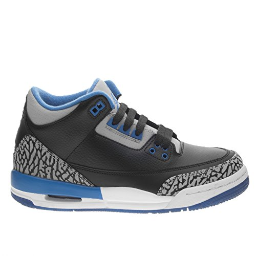 - Jordan Youth Air 3 Retro BG Sport Blue Size 7y