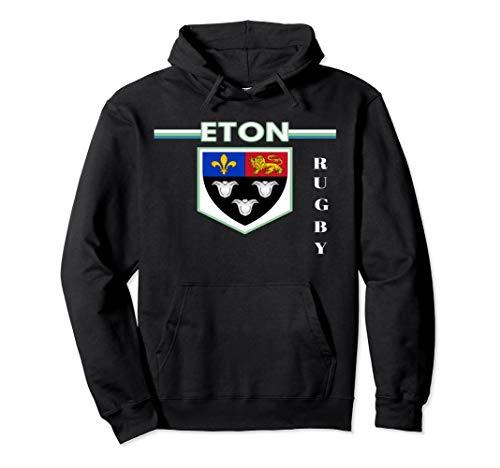 (Hoodie Printz - ETON Rugby men adult pullover Jacket)