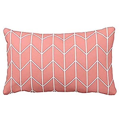 LBPSUUEW Pillowcases Household Comfortable Sleep Contracted Pure and Fresh Cushion Cover Sofa Home Car Decor