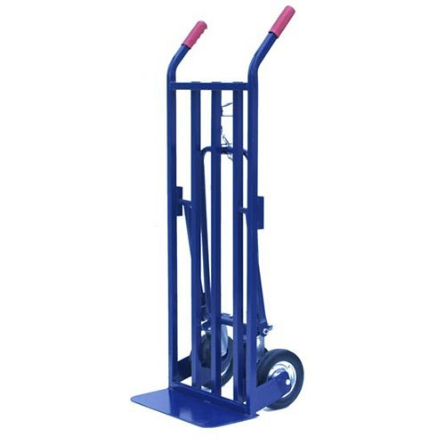 Bristol Tool Company HT1595 300 kg 3-In-1 Heavy Duty Folding Solid Wheel Sack Truck