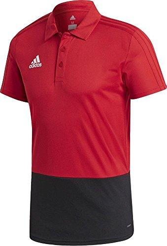 きょうだい放射能共同選択adidas (アディダス) CONDIVO18 ポロシャツ CF3701 DJV22 1806 メンズ