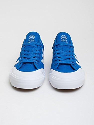 adidas Hombre Matchcourt Skate Zapatos, Bluebird/FTWR White/Gum4, 44,5 EU Bluebird/Ftwr White/Gum4