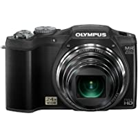 OLYMPUS SZ-31MR Black - International Version (No Warranty)
