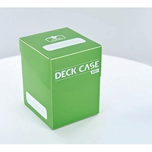 Ultimate Guard Deck Box (100 Cards), Green ()