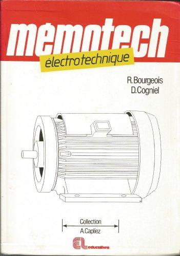 memotech electrotechnique pdf gratuit