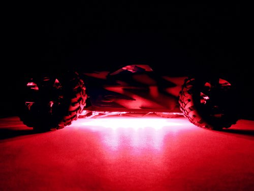 Chassis Underglow LED Kits for RC Cars Trucks - Red (Lighting Chassis)