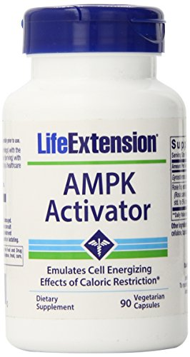 Life Extension AMPK Activator Capsules, 90 Count