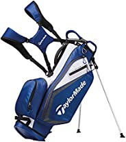 TaylorMade Select ST Stand Bag, Blue/White