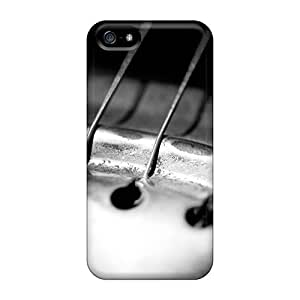 Durable Guitar Back Case/cover For Iphone 5/5s