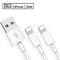 純正 iPhone充電ケーブル 急速充電 ライトニングUSBケーブル 高...