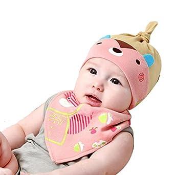Cinnamou Conjunto de 2 Piezas para bebés, Sombreros y Gorras ...