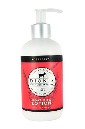 (Dionis Goat Milk Skincare Lotion (Roseberry, 8.5 oz))