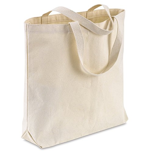 Bulk Canvas Tote Bags  – Design Your Own Party Favor Pack