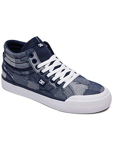 DC Shoes Evan Hi TX LE - High-Top Shoes - Hi Tops - Frauen - EU 39 - Blau