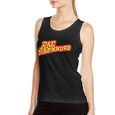 Rae Sremmurd Women Women's Tank Top Shirt Stylish Sleeveless Cotton Vest