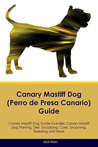 Canary Mastiff Dog (Perro de Presa Canario) Guide