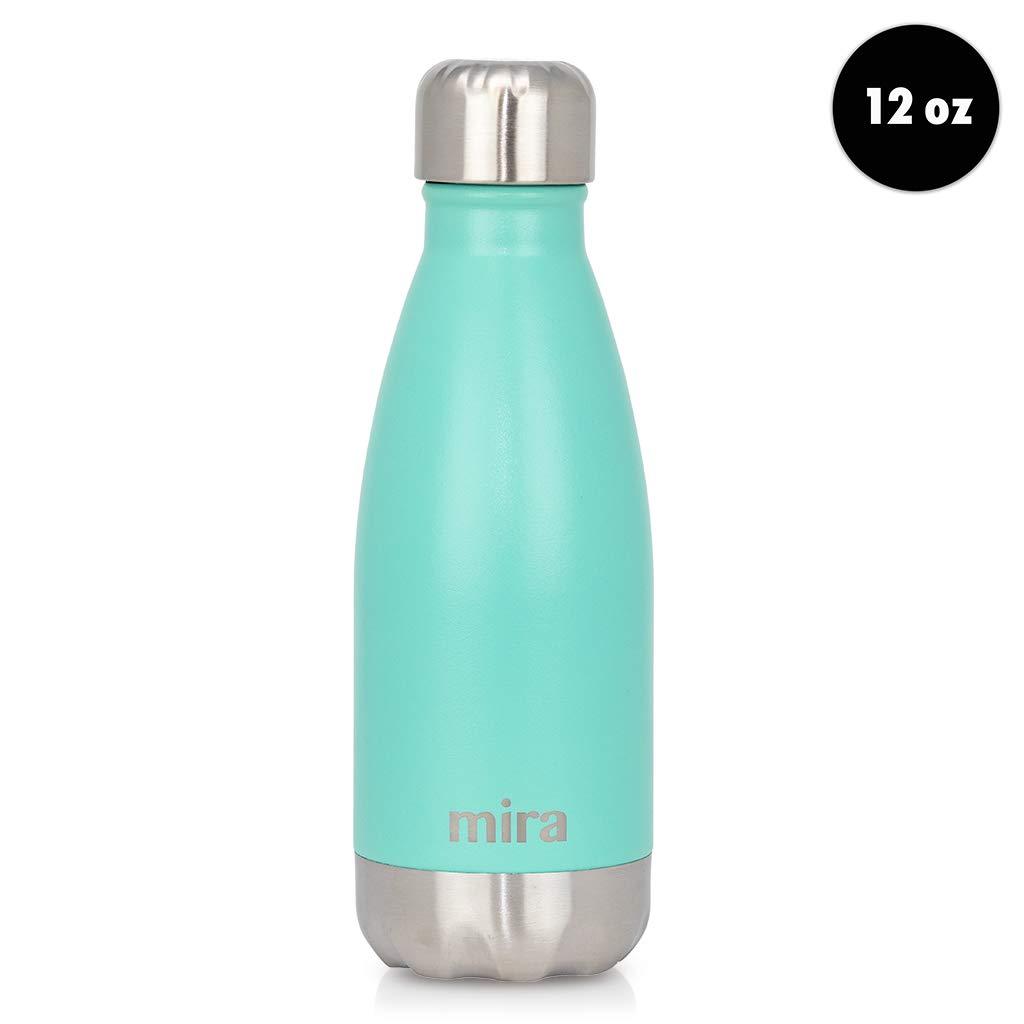 Amazon.com: Botella de agua aislada al vacío de acero ...