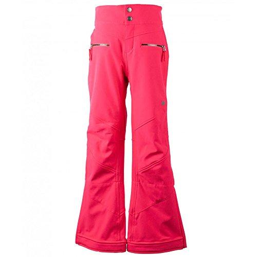 s Jolie Softshell Pants (Little Kids/Big Kids) Popstar Pink Large ()
