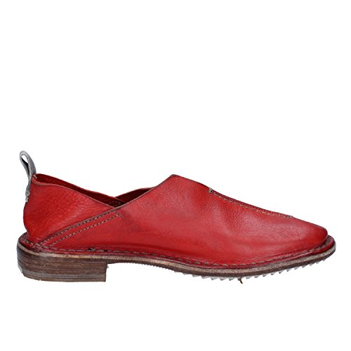 MOMA Damen Niedrige Sneaker Rot