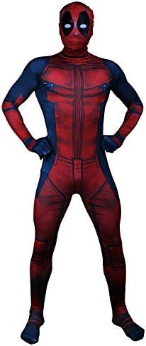 FYBR Disfraz de superpiel de Deadpool para Adultos, Unisex, para ...