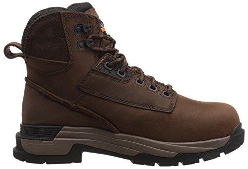 Ariat Homme Mastergrip 6 H2o Chaussure De Travail Grasse Vieilli Marron